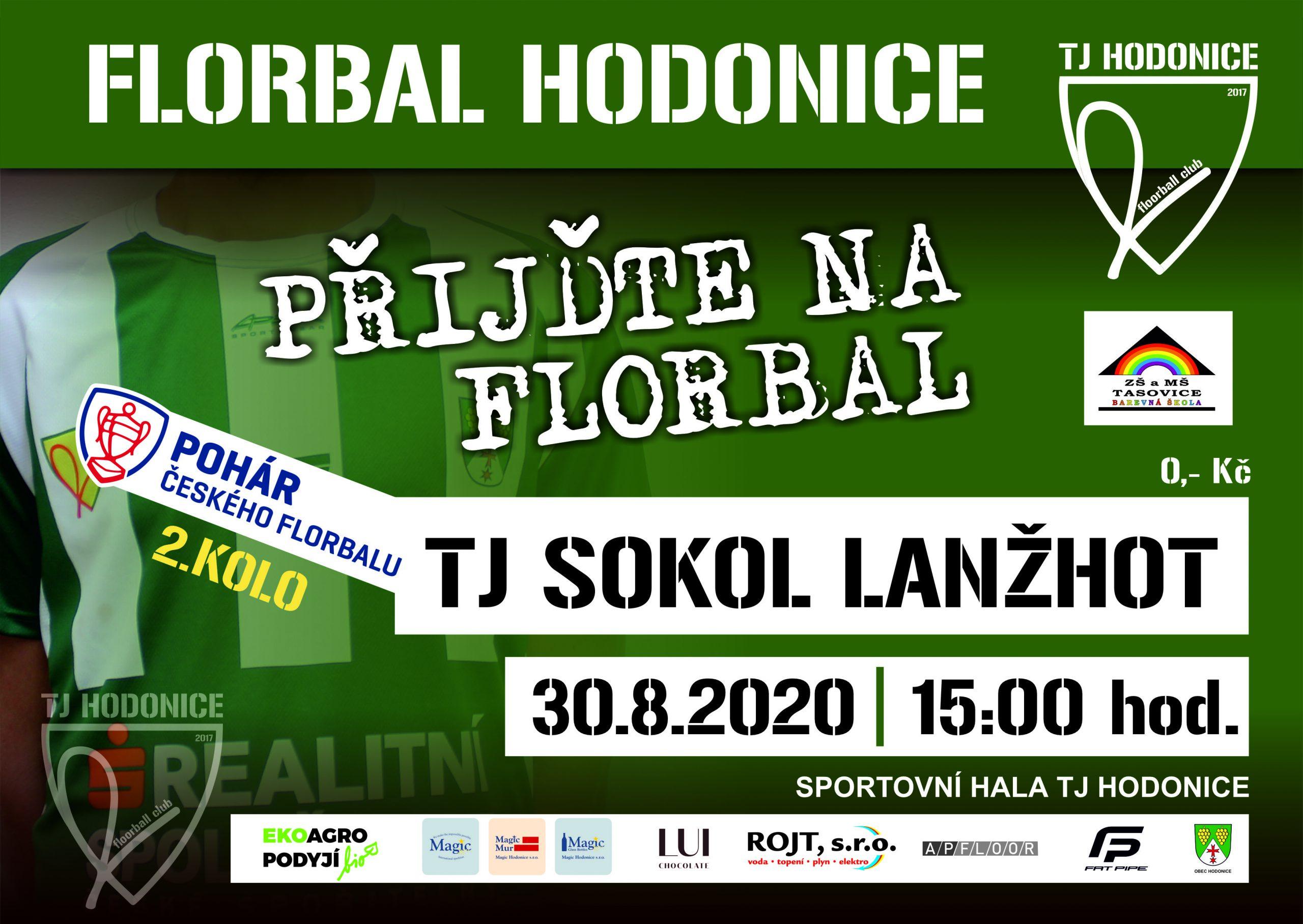 2.kolo Poháru Českého florbalu